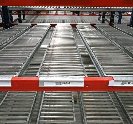 span-track-carton-flow