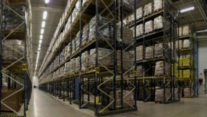 warehouse design process