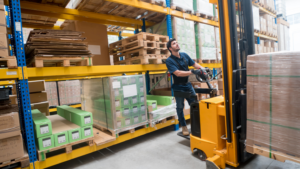 How Will The Product In Your Warehouse Be Moved?